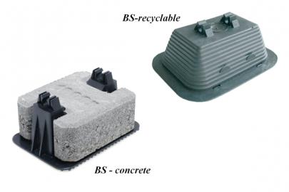 BS concrete base